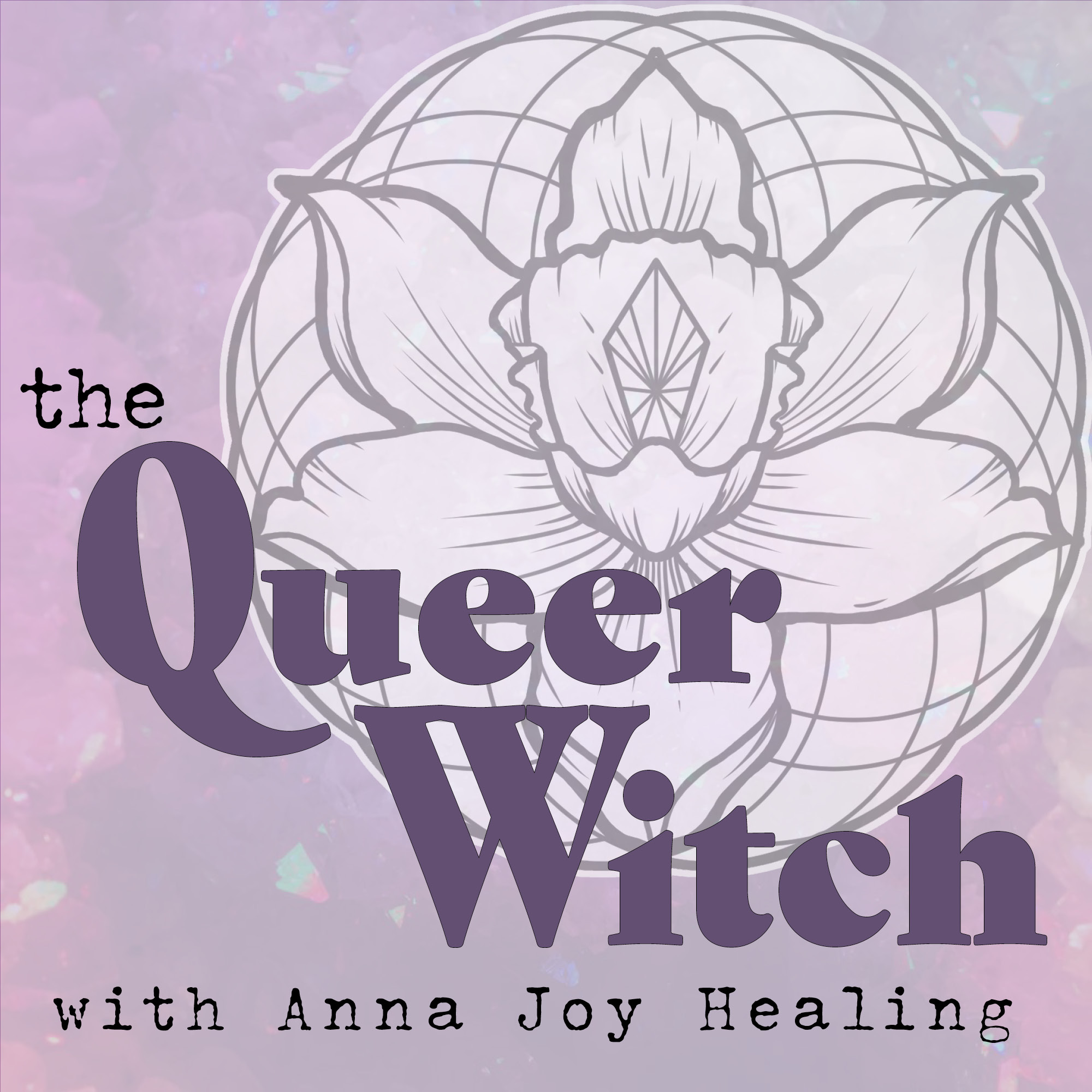 The Queer Witch Podcast show art