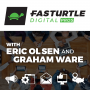 Artwork for Eric and Graham talk about Amazon Key, packages can be delivered without you there. Twitter activity is up 14% but accounts drop by 2 million. 16 Video marketing trends and stats you need to know for 2018 and what type of content you should create that ge