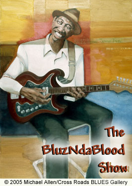 The BluzNdaBlood Show #188, Double Shots of Blues!