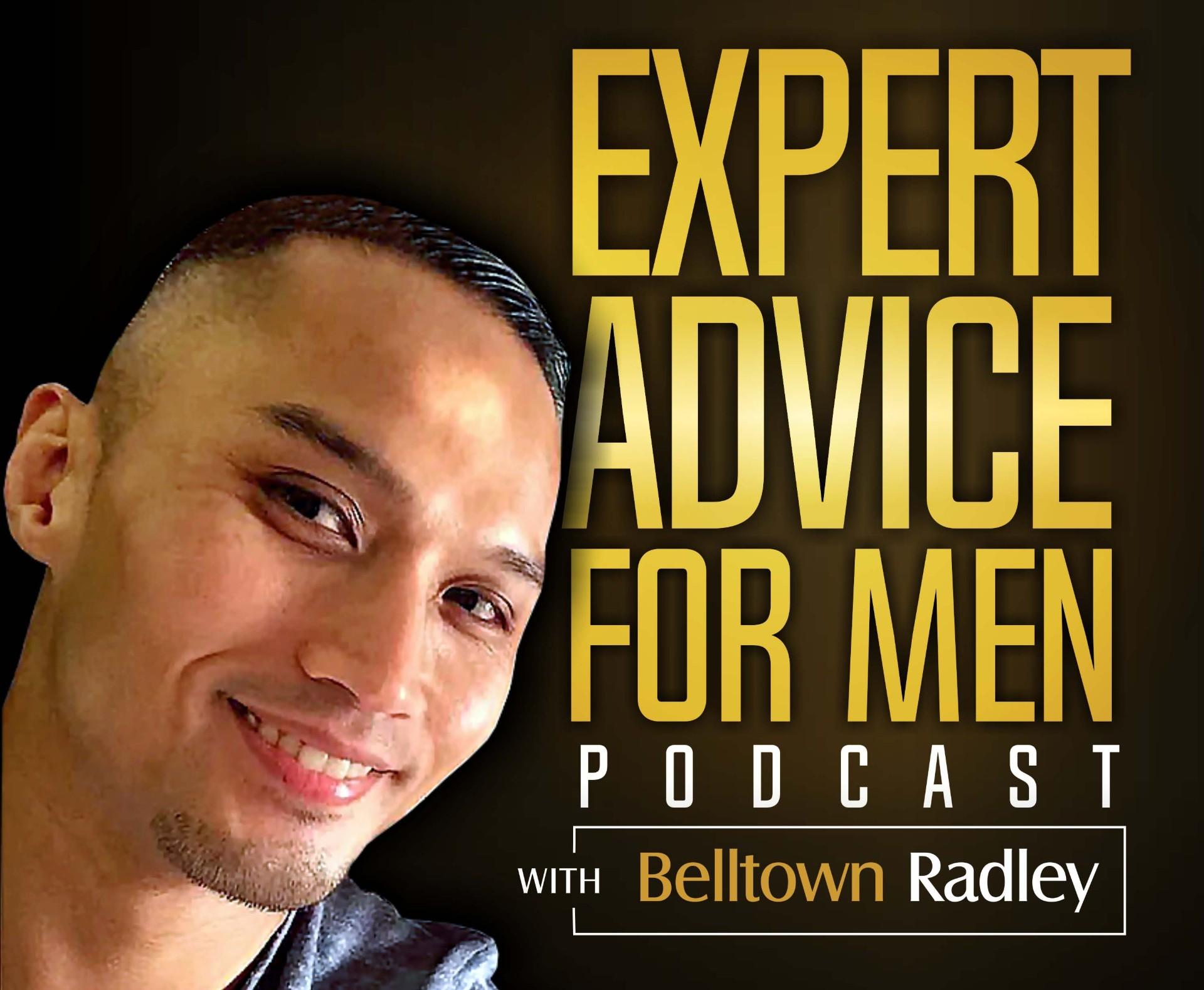 Expert Advice For Men show art