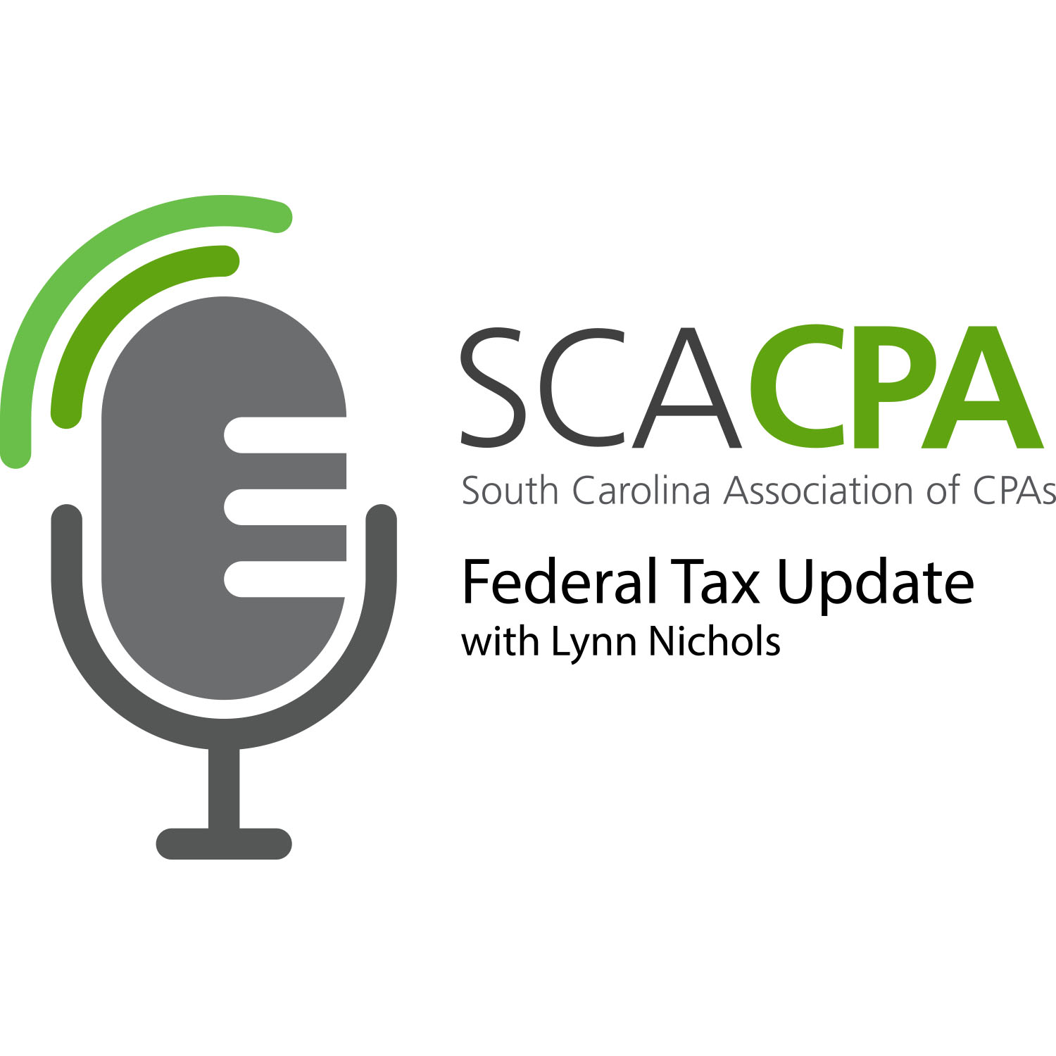 Federal Tax Update with Lynn Nichols #36