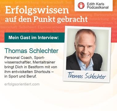110 - Im Gespräch mit Thomas Schlechter