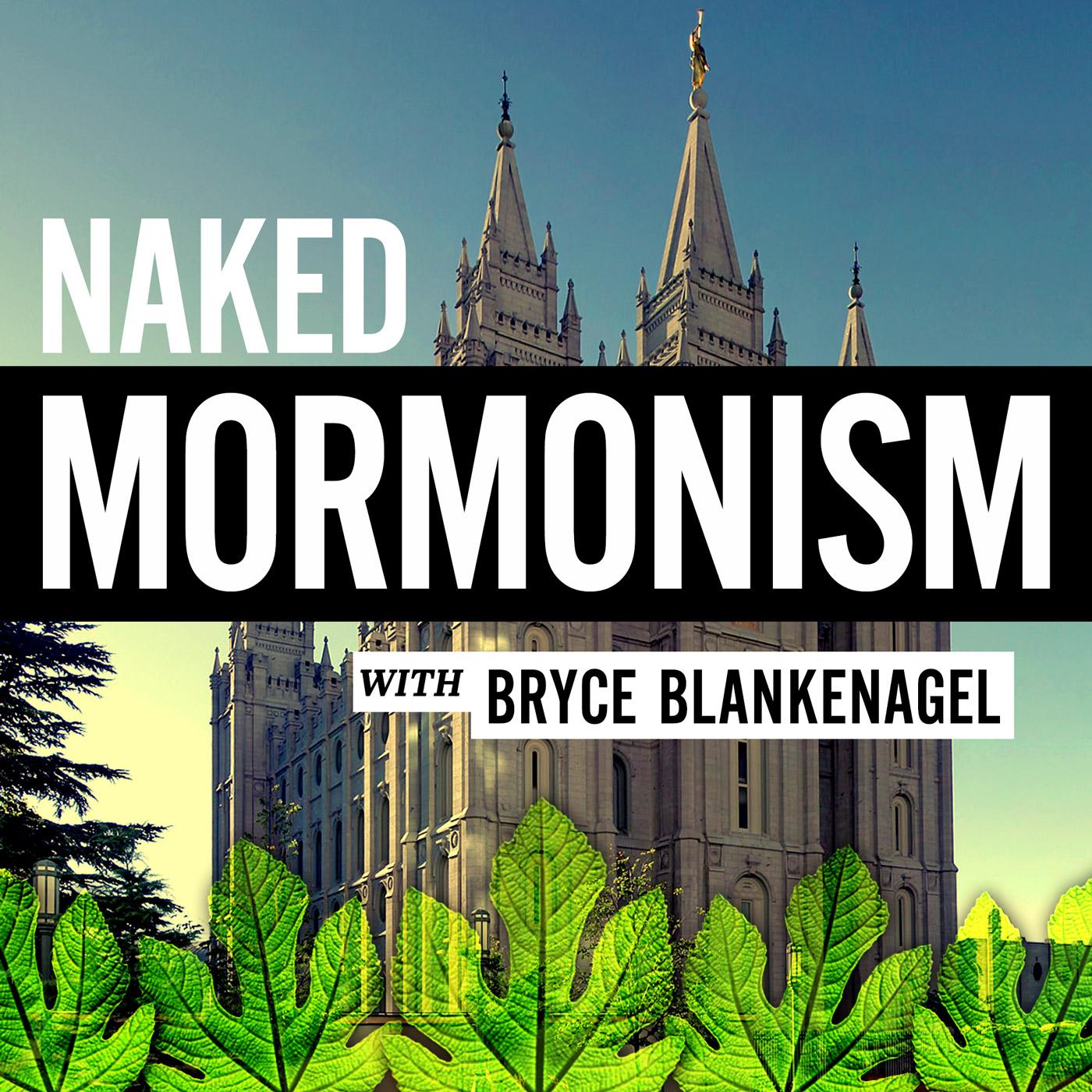 Naked Mormonism Podcast show art