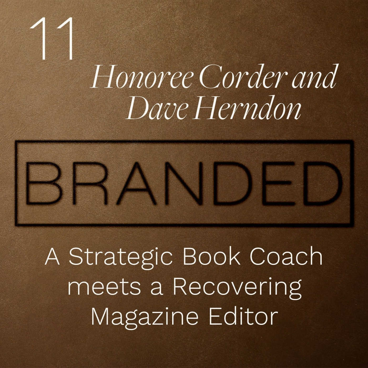 011 A Strategic Book Coach meets a Recovering Magazine Editor