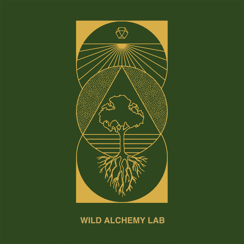 WILD ALCHEMY RADIO show art