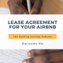 Artwork for A Lease Agreement for your Airbnb