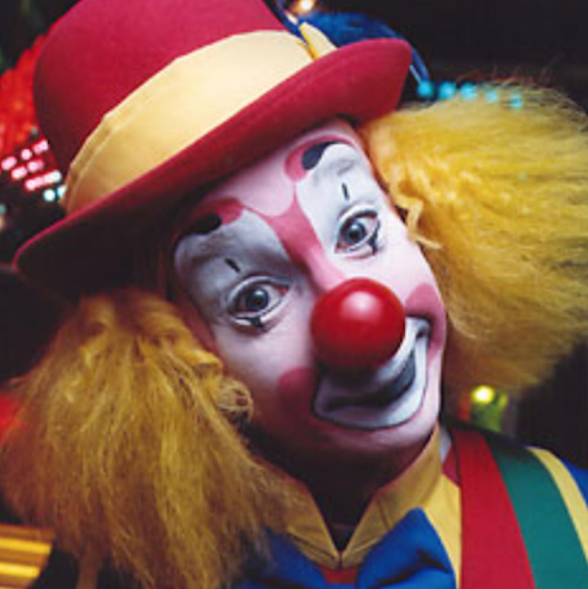 Lanky the Clown
