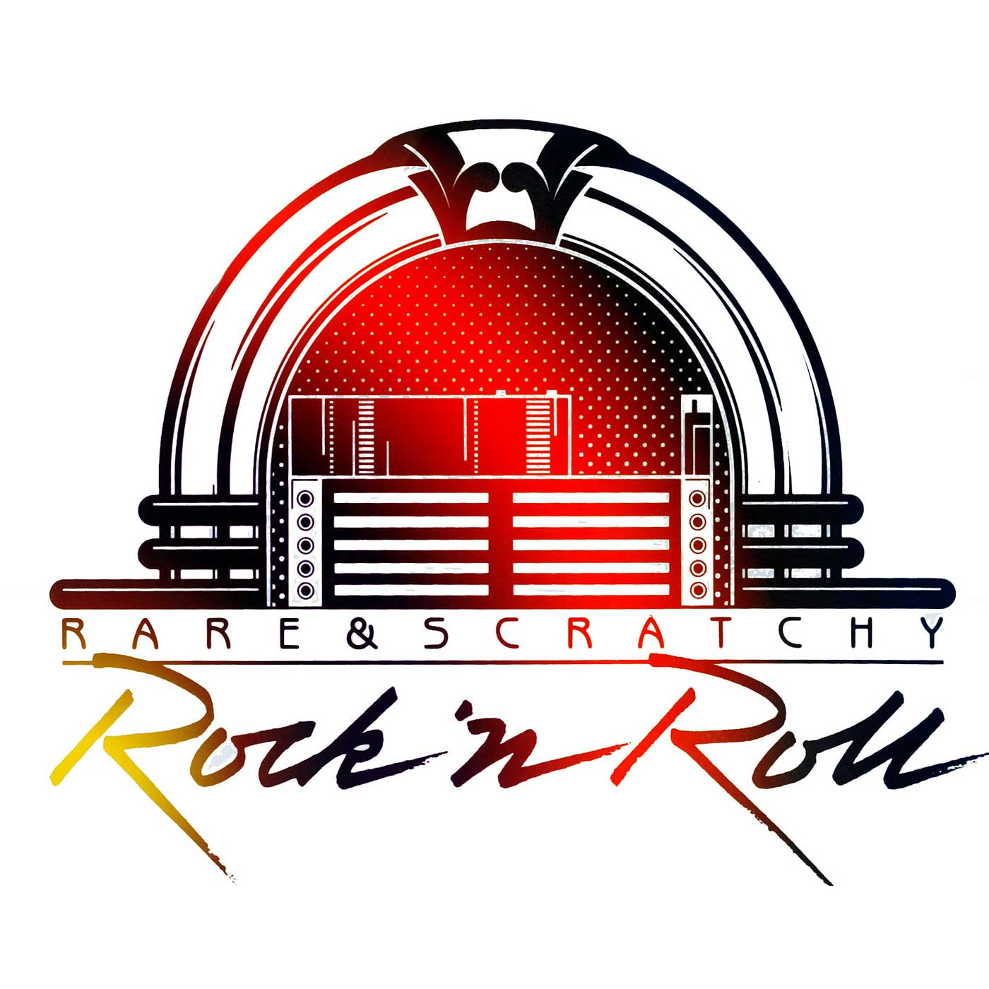 Artwork for Rare & Scratchy Rock 'N Roll 001
