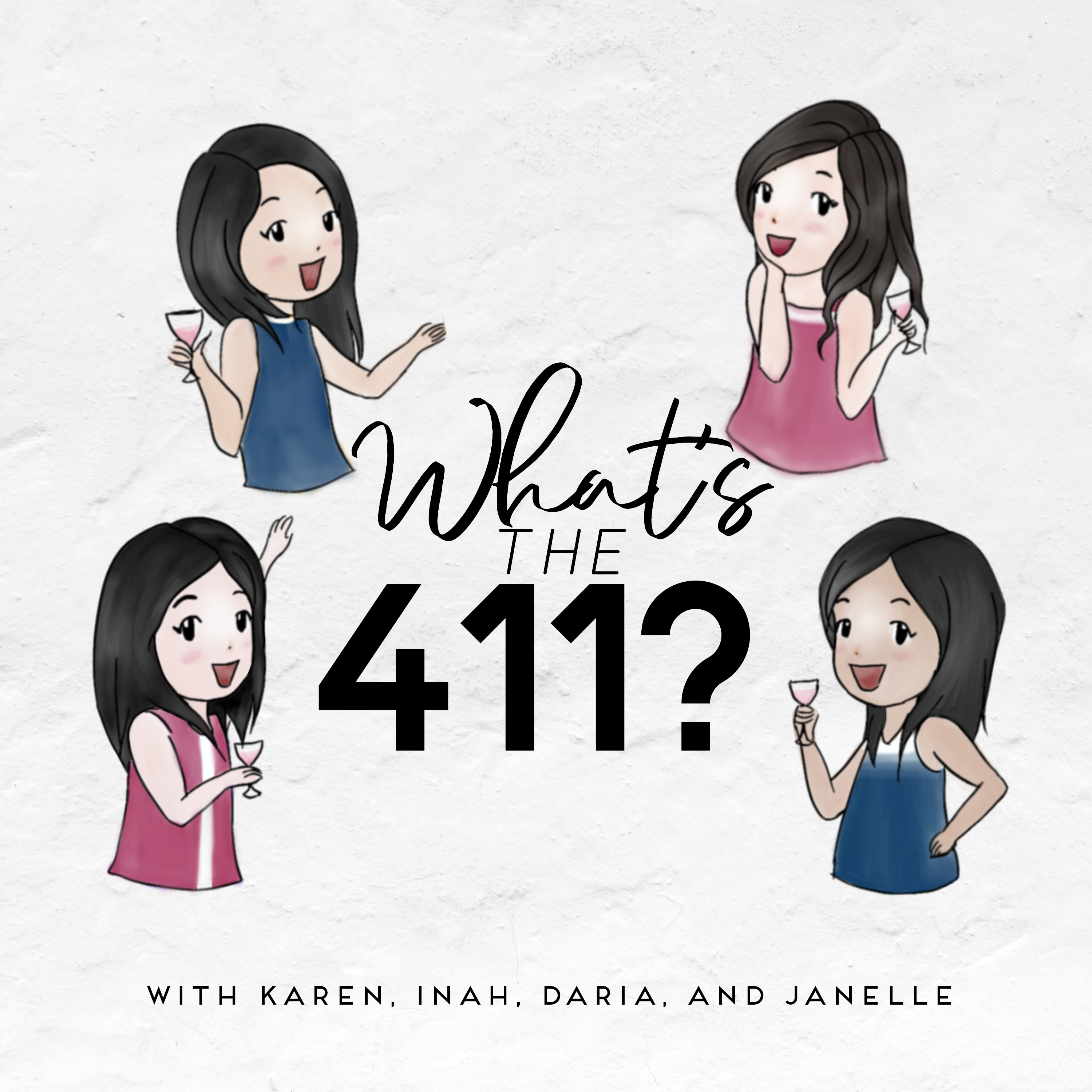 What's The 411? show art