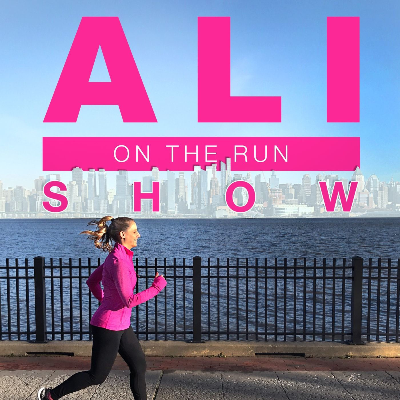 Image result for ali on the run podcast