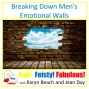 Artwork for Breaking Down Men's Emotional Walls