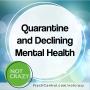 Artwork for Quarantine and Declining Mental Health