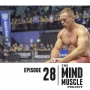 Artwork for Ep 28 - Steroid Exposure in CrossFit, Overtraining for Regionals, Disqualification in the Open - The Ben Garard Story