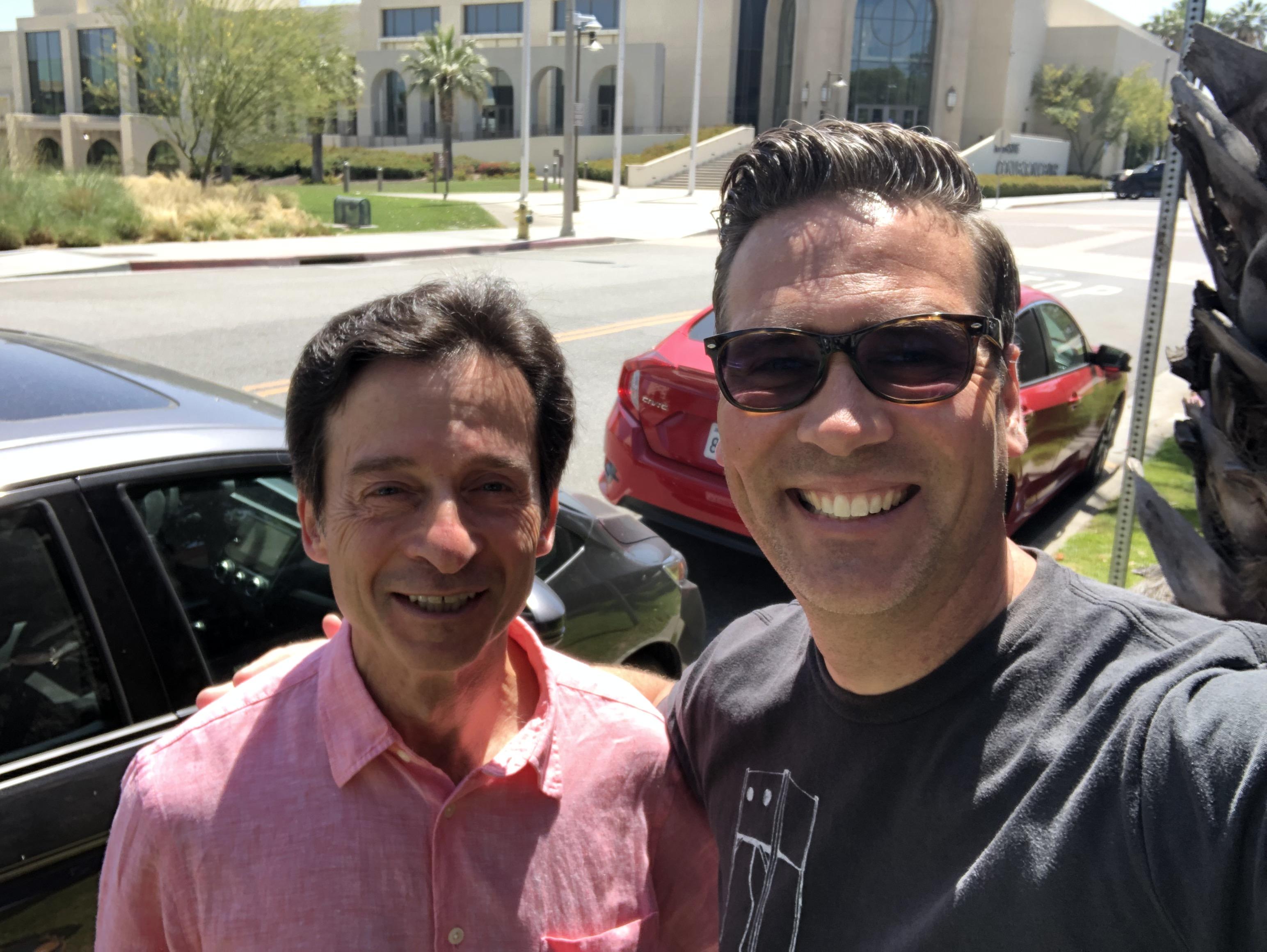 Ray and Tony