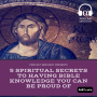 Artwork for 5 Spiritual Secrets to Having Bible Knowledge You Can Be Proud Of, Part 1 of 2 (E007)