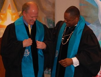 Rev. John's Installation part 1