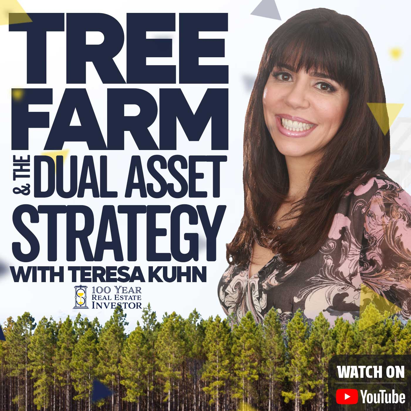 How Long-Term Investor Mindset Helps in Creating Generational Wealth W/ Teresa Kuhn