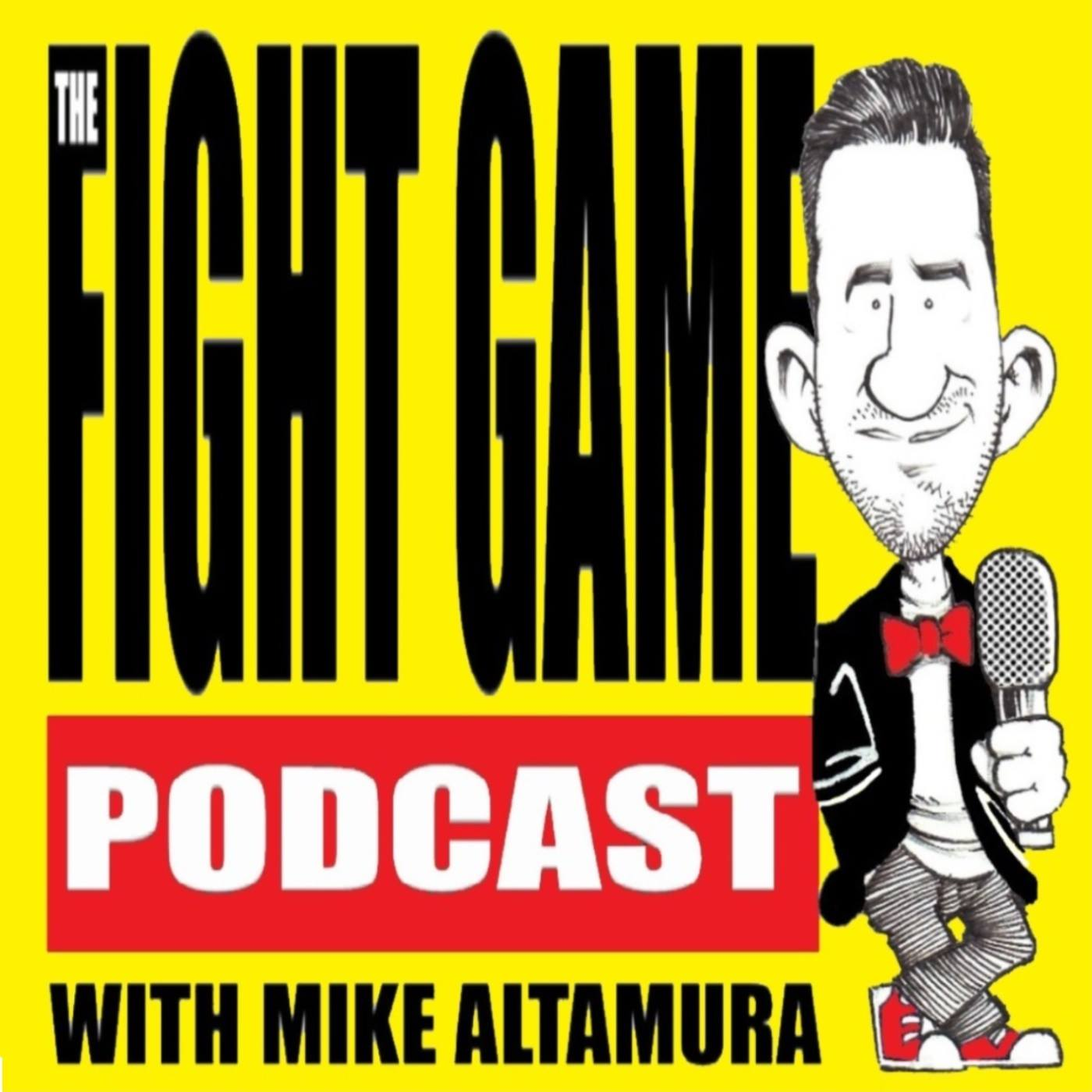 The Fight Game With Mike Altamura show art