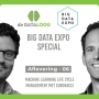 Artwork for DTL– Big Data Expo special 6 – Machine learning life cycle management
