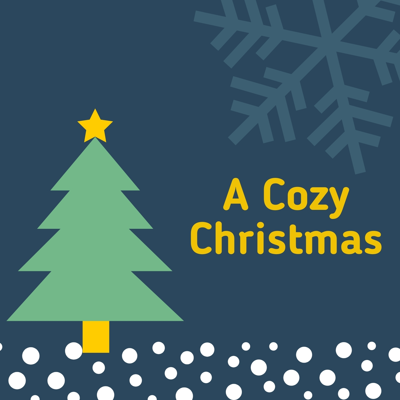 A Cozy Christmas Podcast show art