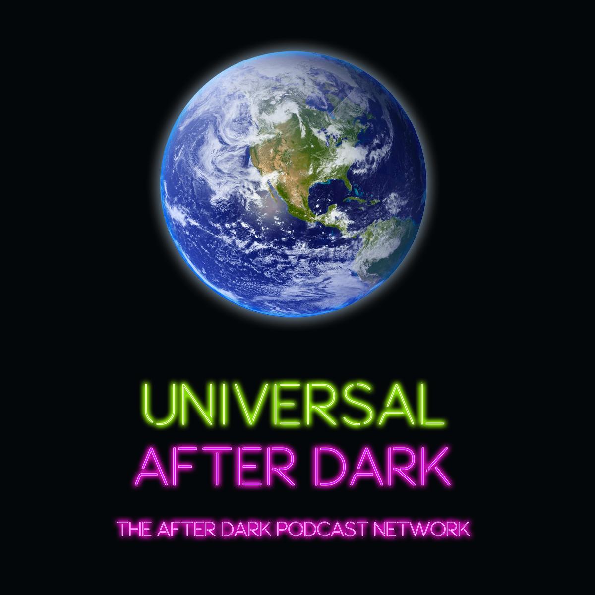 Universal After Dark - A Universal Orlando and Halloween Horror Nights Podcast logo
