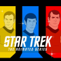 Artwork for Ep 227 - Star Trek: The Animated Series (1973) TV Review