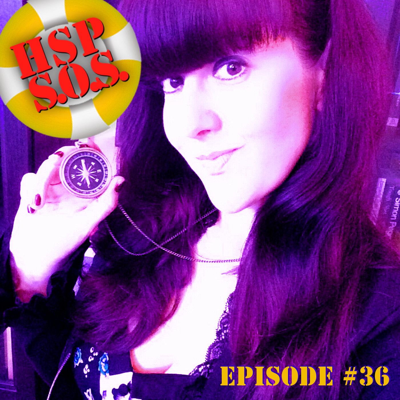 HSP SOS #36 - Keeping Passion Positive