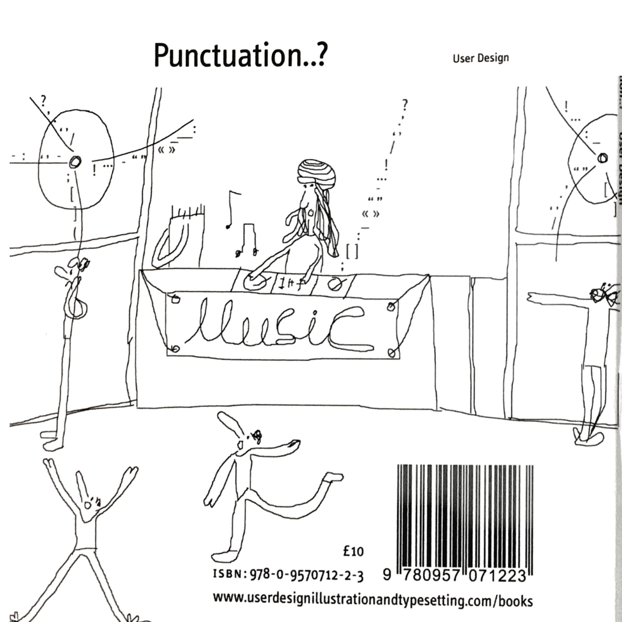 587. Punctuation Rules / Book Review (Part 1)