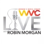 Artwork for WMC Live #20: Lily Tomlin, Marcia Greenberger, Maha Abu-Dayyeh Shamas. (Original Airdate 1/5/2013)