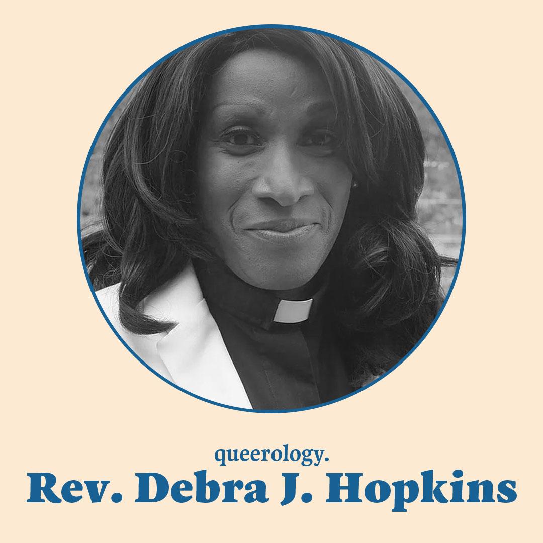 Rev. Debra J. Hopkins Believes There's Still Hope