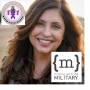 Artwork for Maria Reed introduces Moving with the Military TV Show