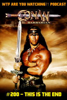 #200 - Conan the Barbarian (1982) and THE END