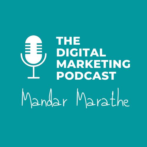 The Digital Marketing Podcast show art