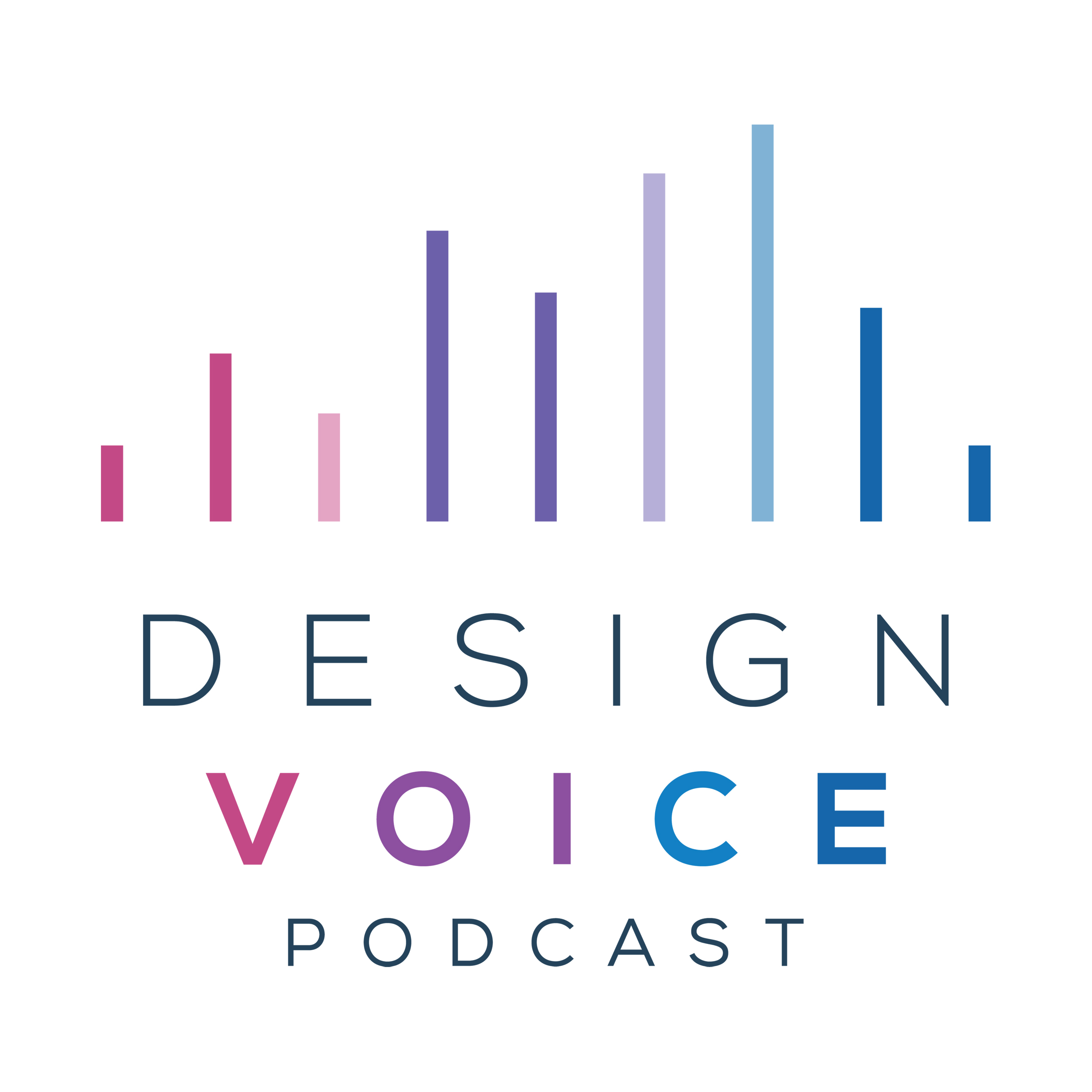 Artwork for Design Voice Podcast: A show featuring women in architecture, engineering, and construction