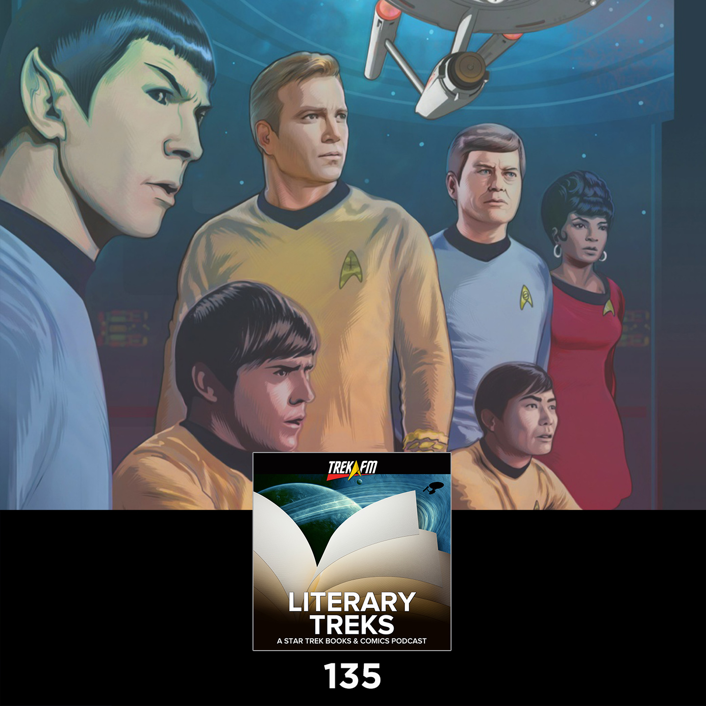 135: Spock's Vulcan Occult Library