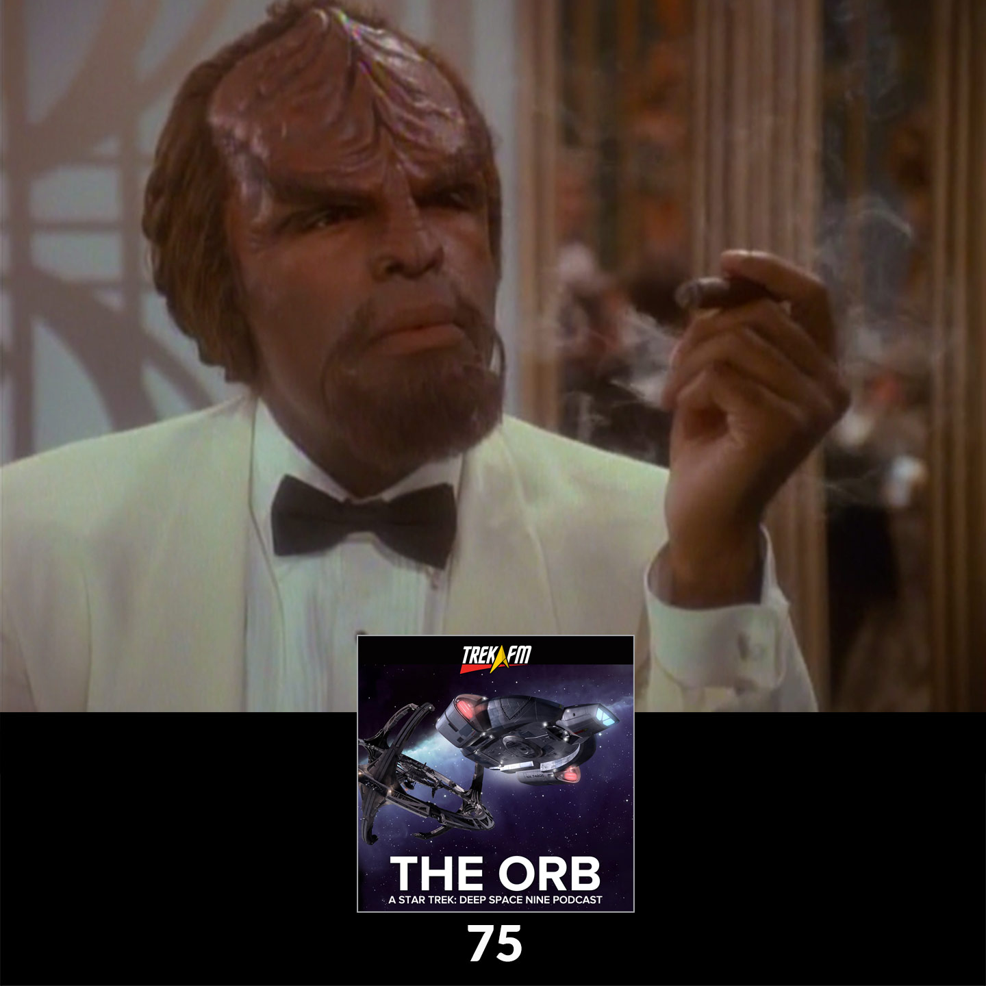 The Orb 75: The One Where Earl Grey Talks DS9