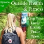 Artwork for Keep Your Local Hiking Trails Open