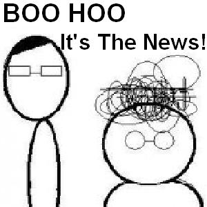 Boo Hoo - It's The News! Episode 8