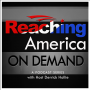 """Artwork for REACHING AMERICA SEASON 3 EPISODE 13: KAVANAUGH NOMINATION, DR FORD USED FOR POLITICAL GAIN, MICROSOFT'S """"SOFT"""" ON RACISM & ONLINE GAMING, HOMEGROWN ENERGY & MORE!"""