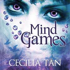 Cover art for Mind Games by Cecilia Tan