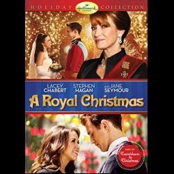 A Royal Christmas.Hallmark Jess A Royal Christmas