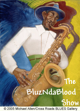 The BluzNdaBlood Show #122, Hand Picked Boogies!