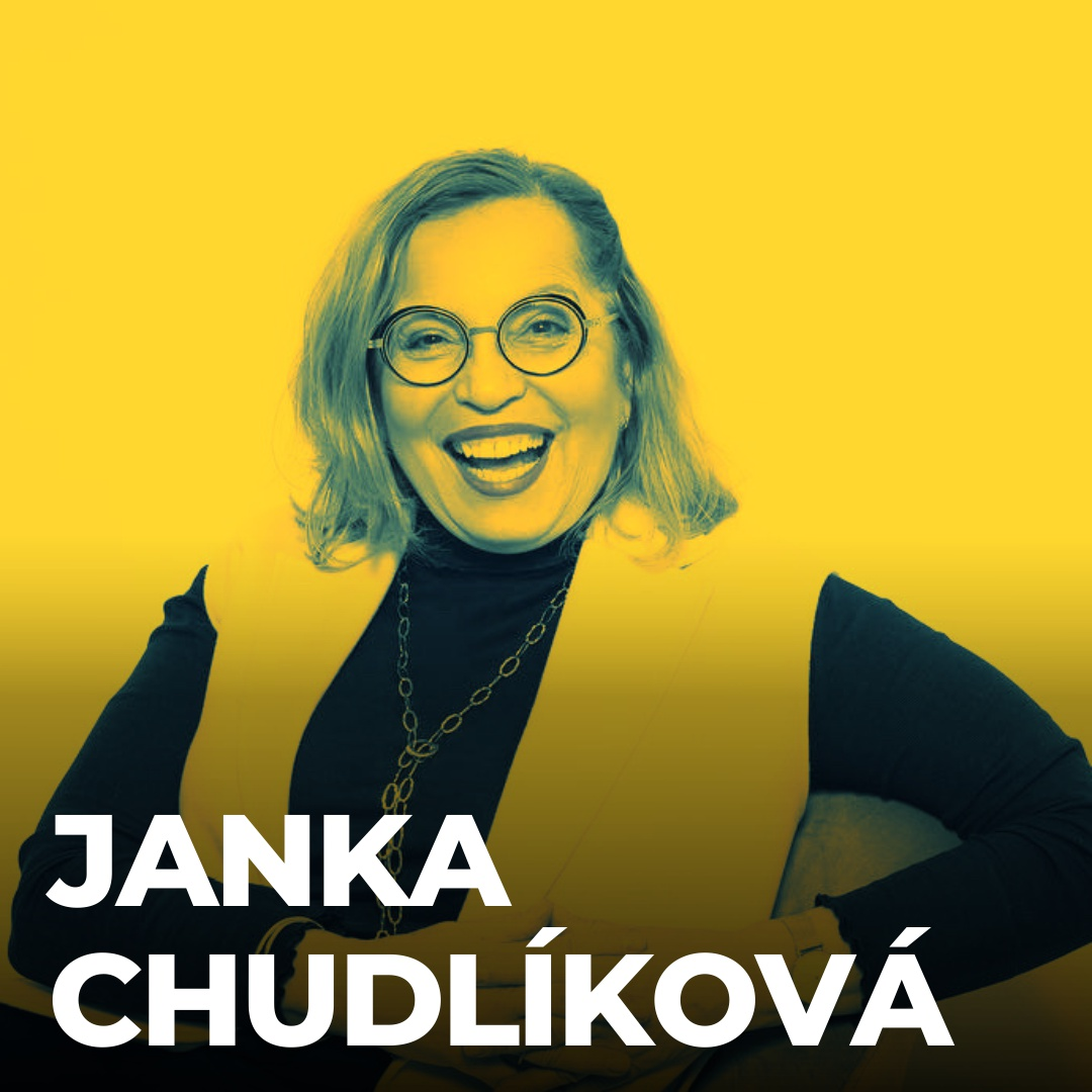 DEEP TALKS 76: Janka Chudlíková – Jak být v životě vyrovnanější a odolnější?