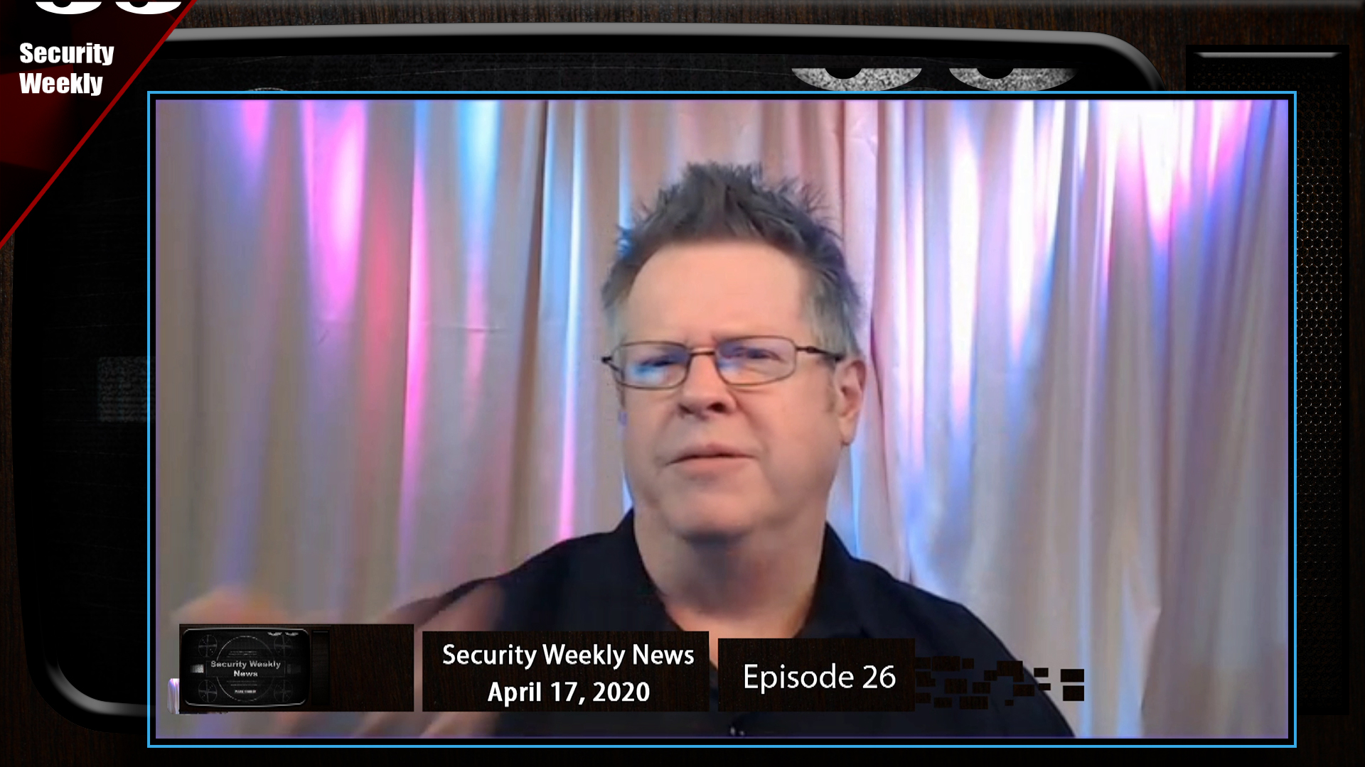 Artwork for Masking Face ID, Hospital Hacks, & Attacking 5G - Wrap Up - SWN #26