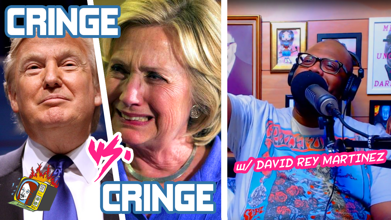 """Crying Hillary Supporters"" VS. ""Tripping For Trump"" - CRINGE VS. CRINGE"