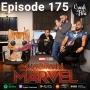 Artwork for Episode 175 - Eric Vaz - Captain Marvel