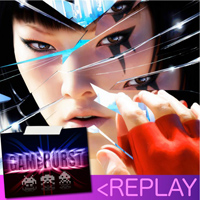 GameBurst Replay - Mirrors Edge