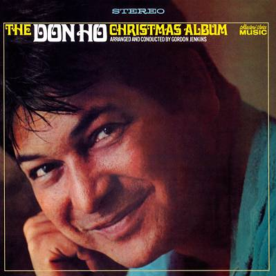 #1 - Don Ho - The Don Ho Christmas Album