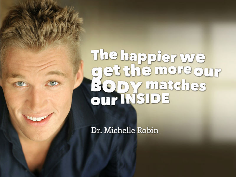 """The Secret to Feeling Alive and Vibrant"" with Dr. Michelle Robin"
