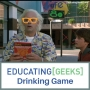 Artwork for E[G] Drinking Game S3 E13 - Back To The Future Part 1